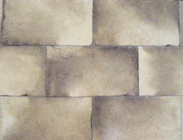Faux stone blocking, faux stone wall finish, faux stone specialist painting Uk