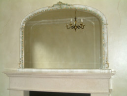Faux finish UK, decorative painting UK, specialist decorating UK