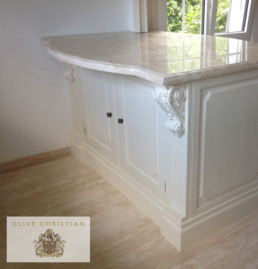 Distressed kitchens, aged kitchens, hand painted kitchens, decorative painting UK