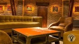 hotel decorating, Decorative painters, specialist decorators UK, rust finishes
