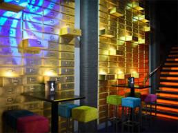 Gilding Northern Ireland, gilders UK, gilding nightclub, specialist decorating
