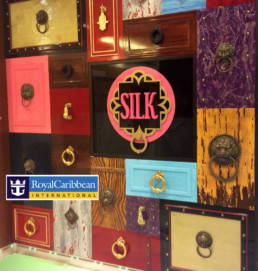 Decorative panels, gilding, woodgrain, specialist decorating UK