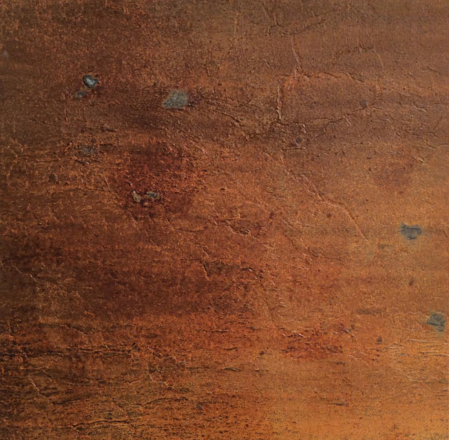 Distressed rusted wall.