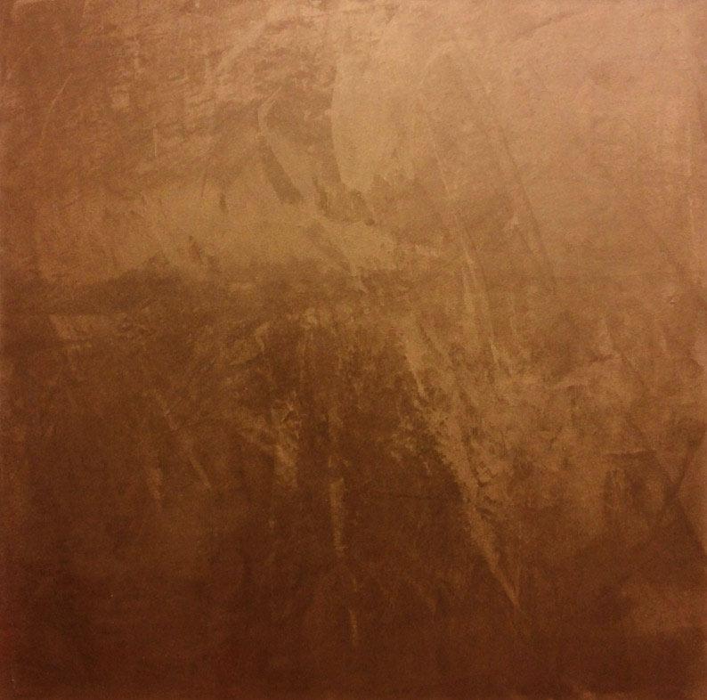 bronze velvet wall finish