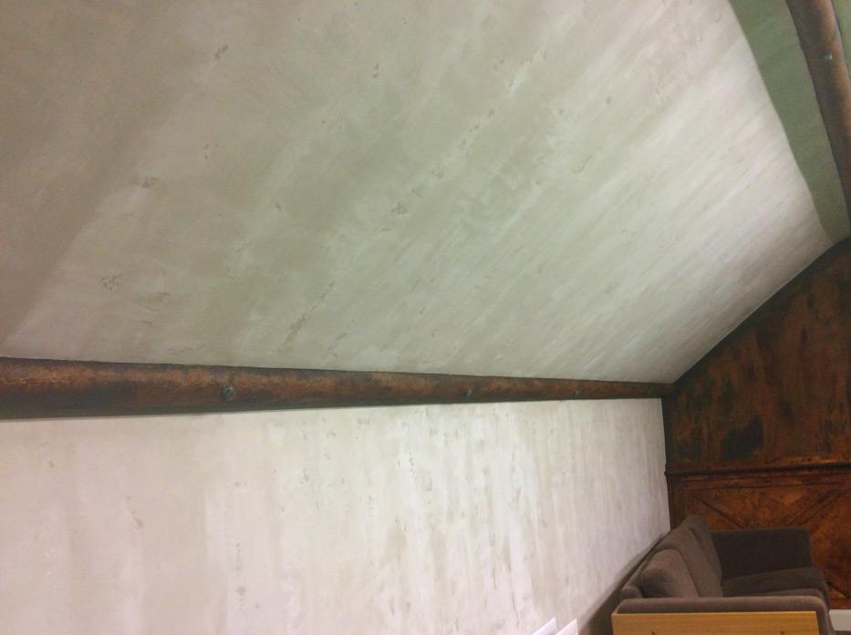 concrete polished plaster