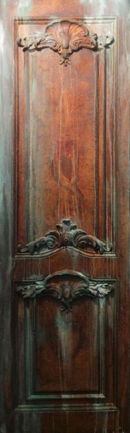 Verdigris paint finish, faux finish U.K, specialist decorators U.k, decorating.