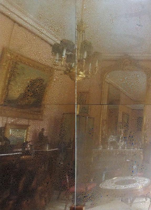 Antique Mirror Glass Amp Gilding Devlin In Design