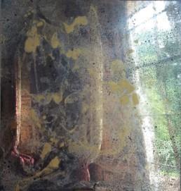 Distressed mirror glass U.K, foxed mirror Ireland, shatter proof mirror