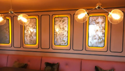 Antique mirror glass U.K, distressed mirror glass Ireland, mirror glass