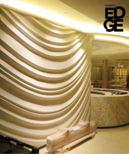 Wall sculpture, sculptors, feature wall, wall installations, specialist decorators, artisans